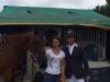 con Marlene Dabadie