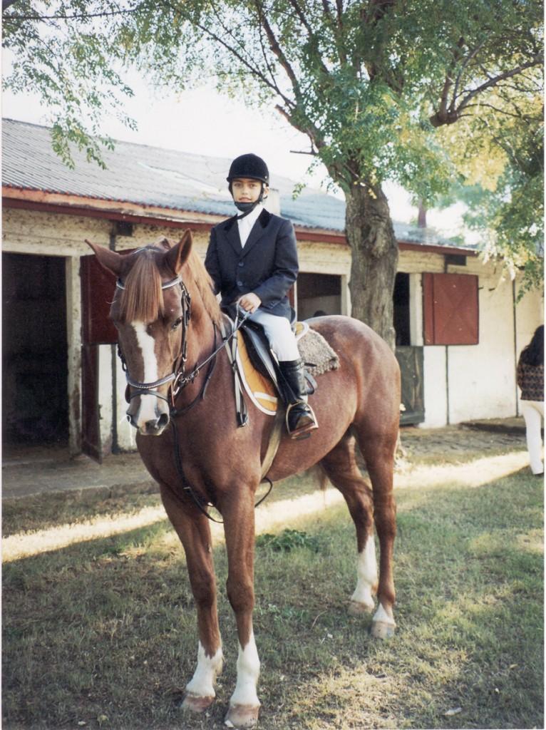 primera competencia 2001 con pamperito