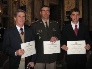 2009 Mejor Joven Deportista Dep.Ecuestres Palacio Legislativo