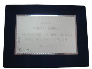 placa campestre